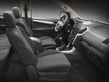 Isuzu D-Max Double Cab 2012 images