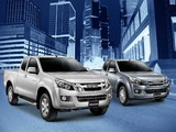 Isuzu D-Max Extended Cab 4x4 & 4x2 2012 pictures