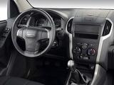 Isuzu D-Max Double Cab 2012 pictures