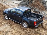 Isuzu D-Max Double Cab UK-spec 2012 pictures