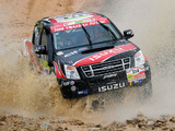 Photos of Isuzu D-Max Extended Cab Rally 2008