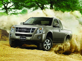 Pictures of Isuzu D-Max Extended Cab 2006–10