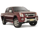 Isuzu D-Max Double Cab 2010–12 wallpapers