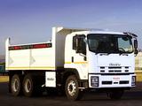 Images of Isuzu FVZ1400 Tipper 2008