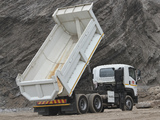 Images of Isuzu FXZ 26-360 Tipper 2010