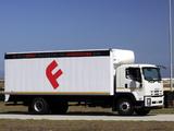 Isuzu FTR850 2008 pictures