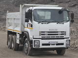 Isuzu FXZ 26-360 Tipper 2010 wallpapers