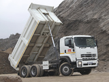 Photos of Isuzu FXZ 26-360 Tipper 2010