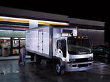 Pictures of Isuzu F-Series 4x2 2005
