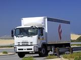 Pictures of Isuzu FTR850 2008