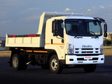 Pictures of Isuzu FSR800 2009