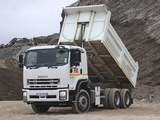 Pictures of Isuzu FXZ 26-360 Tipper 2010