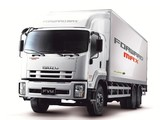 Wallpapers of Isuzu FVM Forward Max 2008