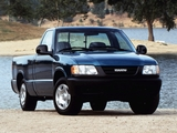 Photos of Isuzu Hombre S Regular Cab (TH) 1996–98