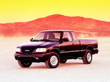 Isuzu Hombre XS Space Cab (TH) 1999–2000 wallpapers