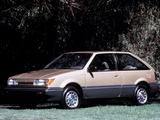 Photos of Isuzu I-Mark 3-door Hatchback (JT150) 1987–88
