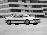 Isuzu Impulse XS 1990–92 photos