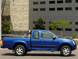 Images of Isuzu KB Extended Cab 2007–10