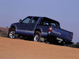 Isuzu KB 4x4 Double Cab 1993–2002 images
