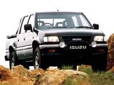 Isuzu KB 4x4 Double Cab 1993–2002 photos