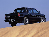Isuzu KB 4x4 Double Cab 1993–2002 wallpapers