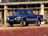 Isuzu KB 4x4 Single Cab 1993–2002 wallpapers