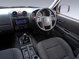 Isuzu KB Double Cab 2007–10 pictures