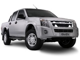 Isuzu KB Double Cab 2010 wallpapers