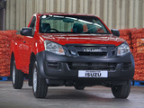 Isuzu KB Single Cab 2013 photos