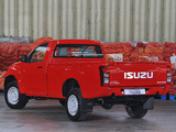 Isuzu KB Single Cab 2013 pictures