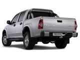 Photos of Isuzu KB Double Cab 2010–13