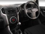 Photos of Isuzu KB Extended Cab 2013