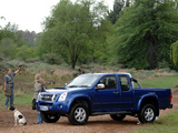 Pictures of Isuzu KB Extended Cab 2007–10