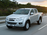 Pictures of Isuzu KB Double Cab 2013