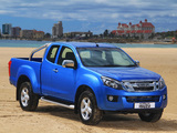 Pictures of Isuzu KB Extended Cab 2013