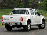 Isuzu KB Double Cab 2007–10 wallpapers