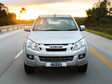 Isuzu KB Double Cab 2013 wallpapers