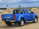 Isuzu KB Extended Cab 2013 wallpapers