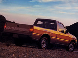 Isuzu Pickup S 4x2 Standard Bed (TF) 1988–90 images