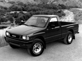 Isuzu Pickup S 4x4 (TF) 1991–93 photos