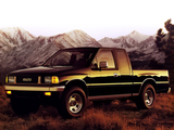 Pictures of Isuzu Pickup LS 4x4 Space Cab (TF) 1988–90