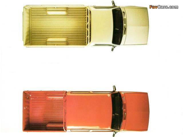 Pictures of Isuzu Pickup (640 x 480)