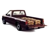 Isuzu Pickup S 4x2 1-ton Long Bed (TF) 1988–90 wallpapers