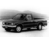 Isuzu Pickup LS 4x2 Standard Bed (TF) 1988–90 wallpapers