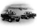 Isuzu Pickup wallpapers