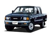 Isuzu Rodeo Double Cab Pickup JP-spec 1988–94 photos