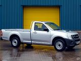 Isuzu Rodeo 4x2 Single Cab UK-spec 2007 pictures