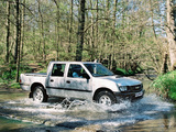 Images of Isuzu TF 4x4 Double Cab 1992–2002