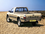 Images of Isuzu TF 4x2 Single Cab 1992–2002