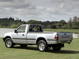 Images of Isuzu TF 4x2 Single Cab UK-spec 1992–2002